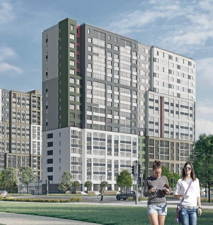 Купить трехкомнатную квартиру в Тюмени. Новые квартиры