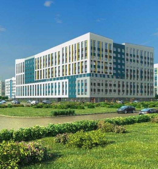 Купить четырехкомнатную квартиру в Тюмени. Новостройки Тюмени